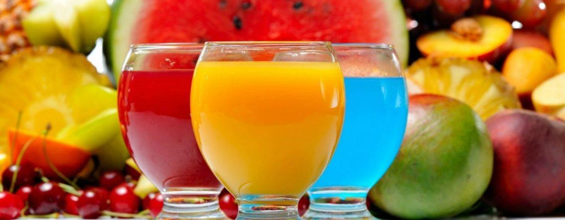 Articol Sucuri colorate pentru tonifiere și remineralizare - Tehnologie pentru viață