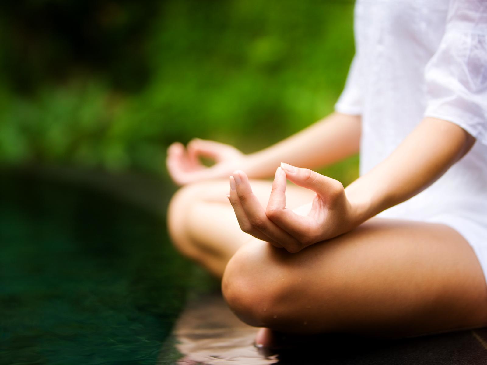 coperta meditatie