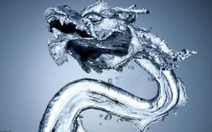 dragonul de apa