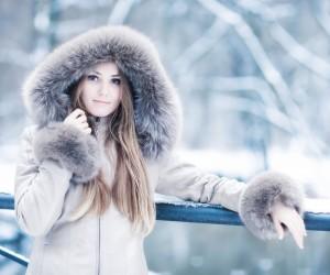 fata iarna