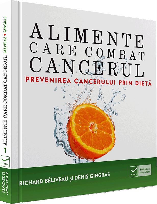 """""""Alimente care combat cancerul"""""""