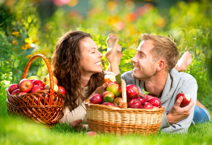 sanatate - fructe