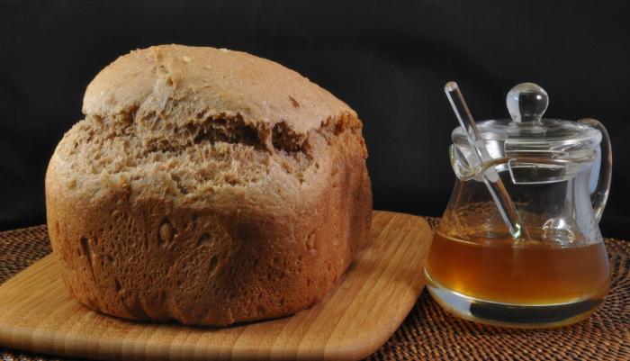 miere cu paine