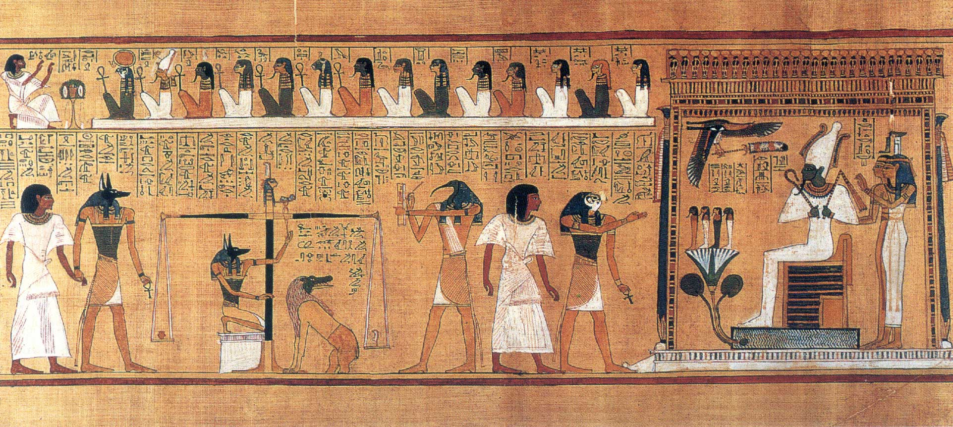 Articol Cartea lui Thoth, cea mai veche carte interzisă - Tehnologie pentru viață