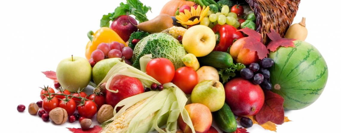 Articol 5 fructe și legume cu puteri deosebite în lupta contra îmbătrânirii - Tehnologie pentru viață