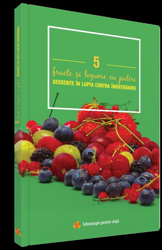 5 fructe și legume cu puteri deosebite împotriva îmbătrânirii
