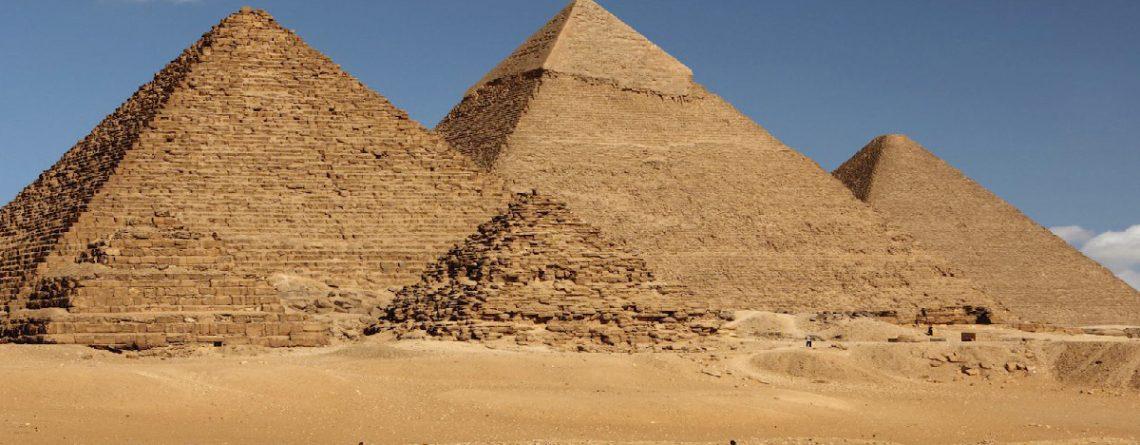 Articol Eternul mister al Marilor Piramide: construite de oameni sau de extratereștri? - Tehnologie pentru viață