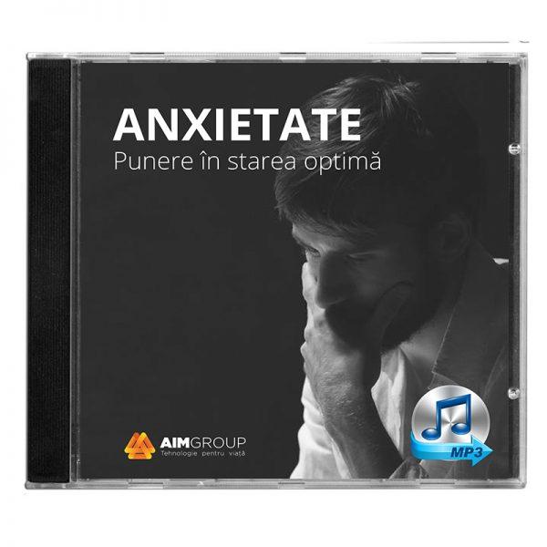 ANXIETATE_Punere în starea optimă_coperta audiobook_CD_OK