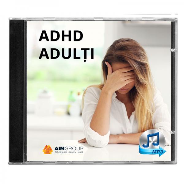 ADHD ADULȚI