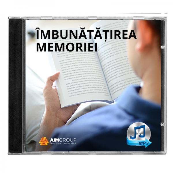 ÎMBUNĂTĂȚIREA MEMORIEI
