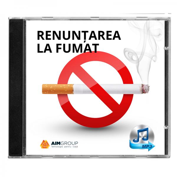 RENUNTAREA LA FUMAT