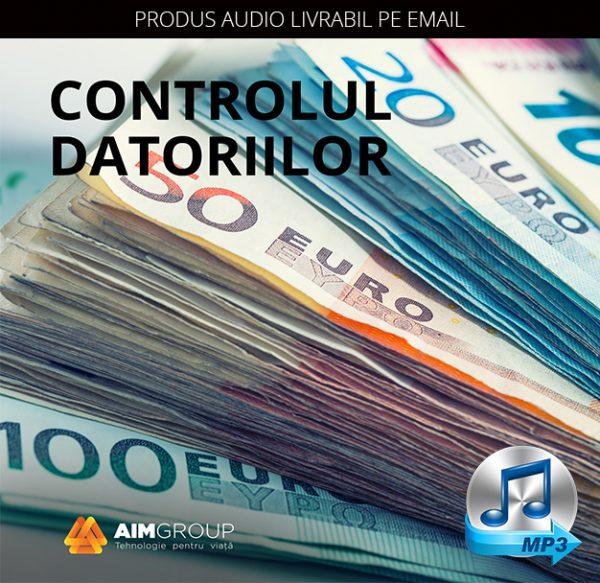 CONTROLUL DATORIILOR_MP3