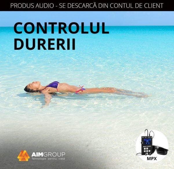 CONTROLUL DURERII_MPX