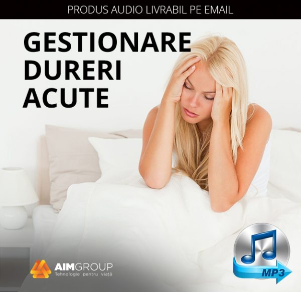 Gestionare dureri acute_MP3