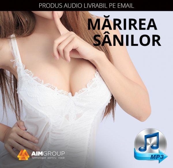 Mărirea sânilor_MP3