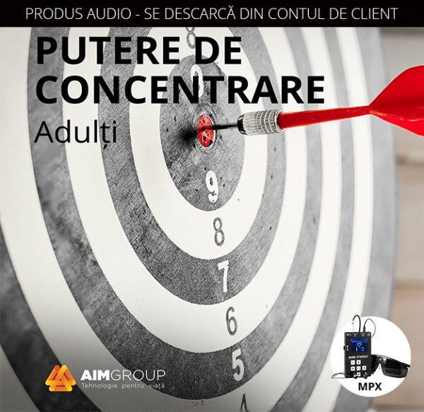 PUTERE DE CONCENTRARE_Adulți_MPX