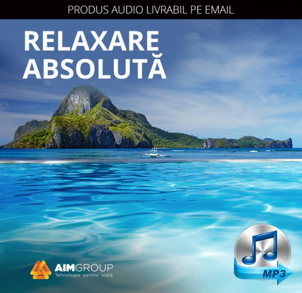 RELAXARE ABSOLUTĂ_MP3