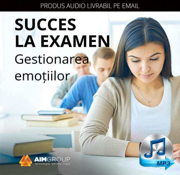 SUCCES LA EXAMEN_MP3