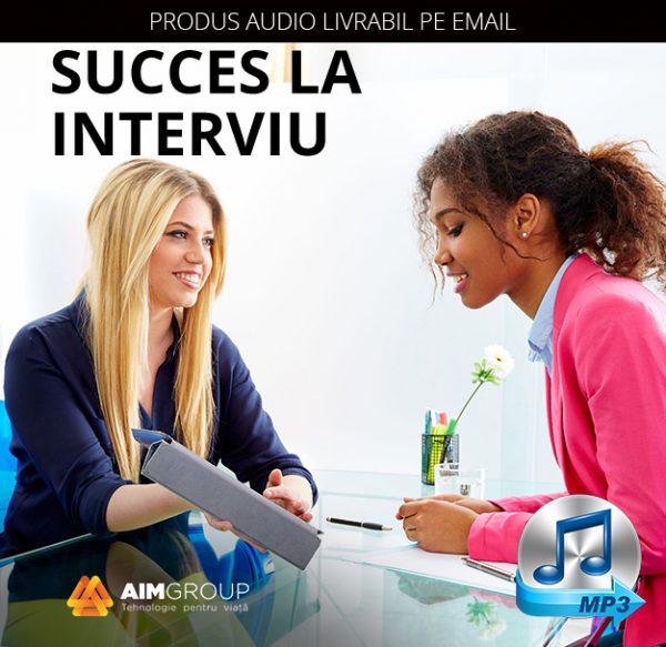 SUCCES LA INTERVIU_MP3