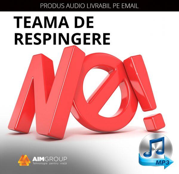 Teama de respingere_MP3