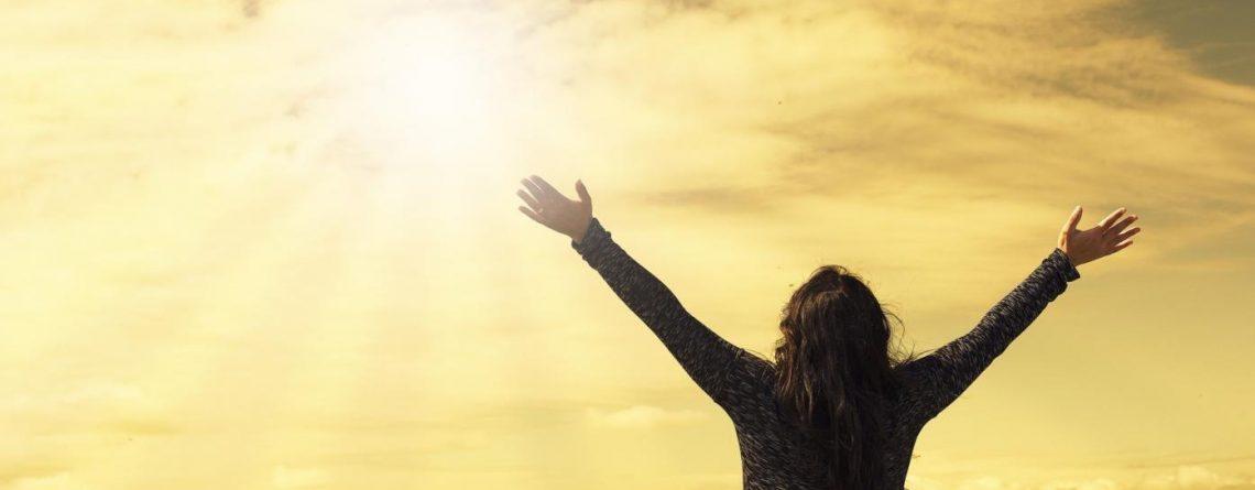 Articol Cei cinci pași ai rugăciunii afirmative - Tehnologie pentru viață