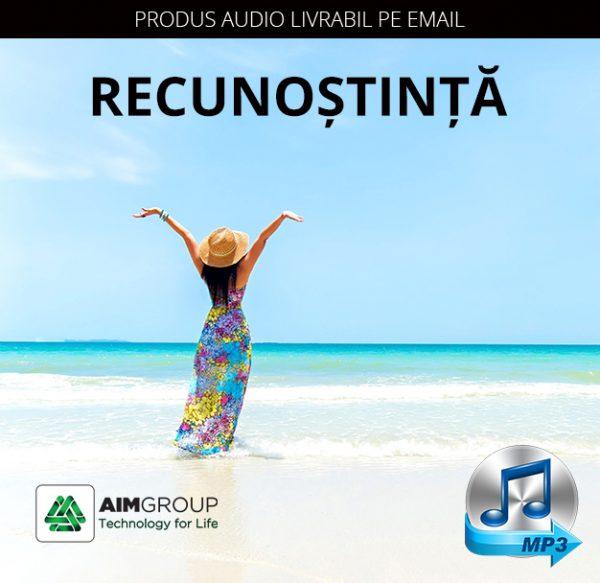 RECUNOȘTINȚĂ_MP3